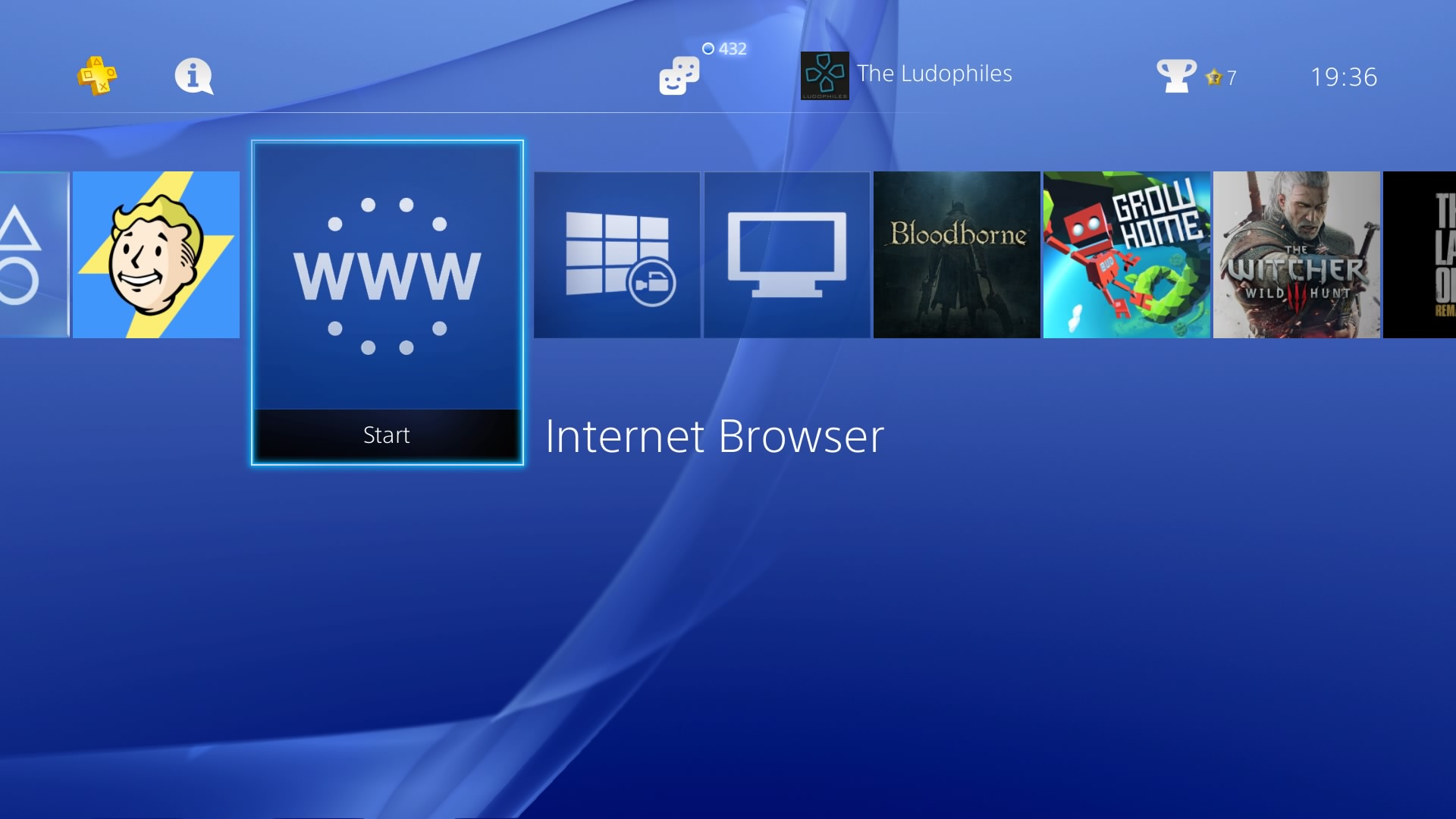 how to watch twitch live streams in ps4 browser
