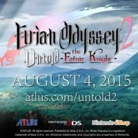Etrian Odyssey 2 Untold The Fafnir Knight - Official LaunchTrailer - YouTube