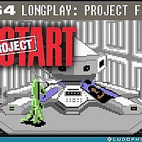 Project Firestart - C64 Longplay / Full Playthrough / walkthrough (no commentary) - YouTube