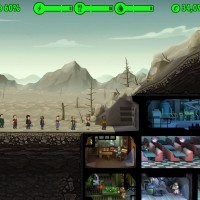 Fallout Shelter - Vault Line