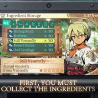 Etrian Odyssey 2 Untold: The Fafnir Knight - Cooking Gameplay Trailer - YouTube