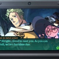 Etrian Odyssey 2 Untold: The Fafnir Knight - Bertrand Trailer - YouTube
